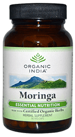 Organic India Moringa Capsules Moringa Oleifera Supplement Review