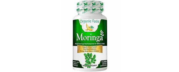 Organic Veda Moringa