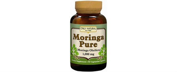Only Natural Moringa Pure Review615